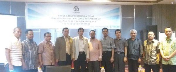 Ujian Komprehensif FTK UIN Makassar Kembali Dibahas, 2020 Ada Perubahan