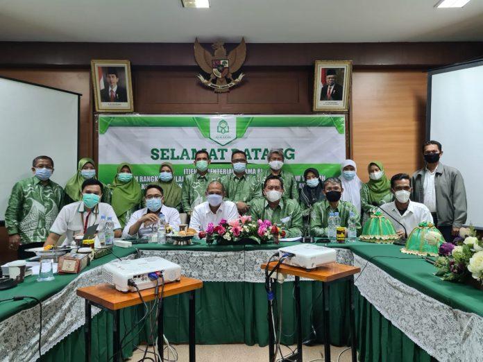 TPI Itjen Kemenag Apresiasi Program Unggulan FTK UIN Alauddin, Layak Raih WBK.